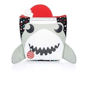 Thirty-One Shark Thermal Pouch/Change Purse NWT